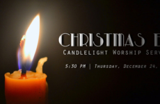 Christmas Eve Worship Service 2015