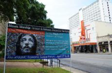 Mosaic Worship Banner