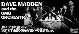 Dave Madden Web Banner