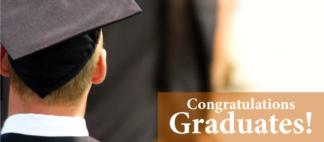 Congratulations Graduates Web Banner