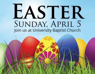 Easter 2015 Postcard