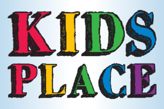 Kids Place Sign