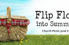 Flip Flop into Summer Web Banner