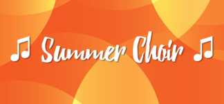 Summer Choir Web Banner