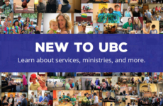 New to UBC 2018 Banner